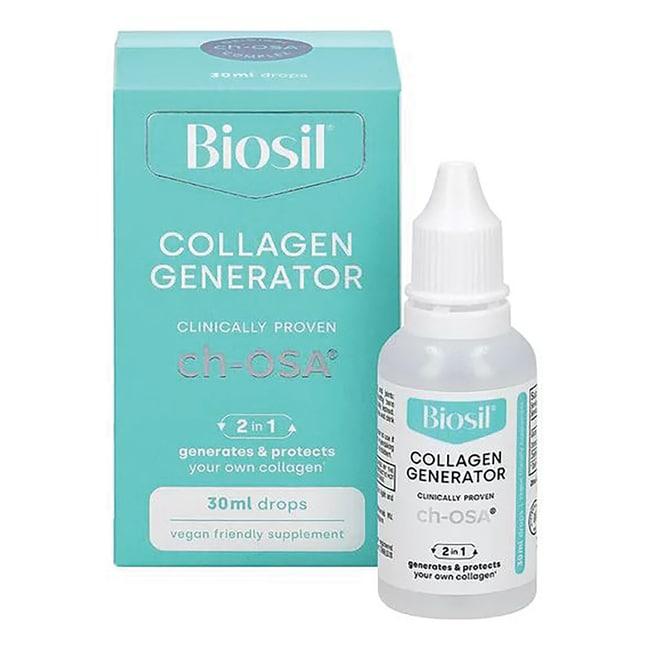 Natural Factors BioSil Orthosilicic Acid
