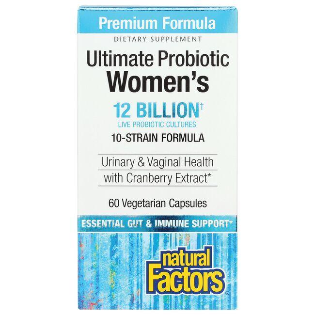 Natural FactorsUltimate Probiotic Women's Formula