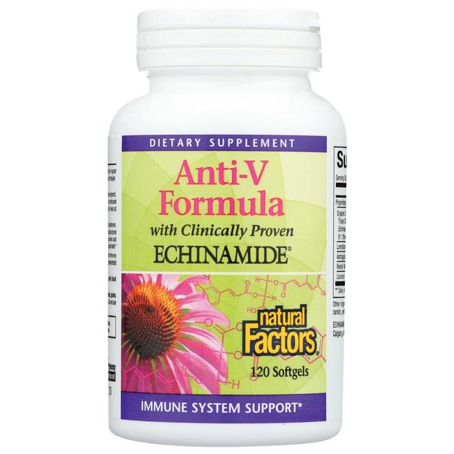 Natural Factors Anti-V Formula with Echinamide
