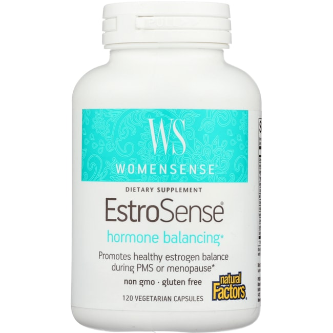 Natural FactorsWomenSense EstroSense