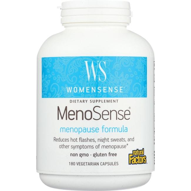 Natural Factors WomenSense MenoSense