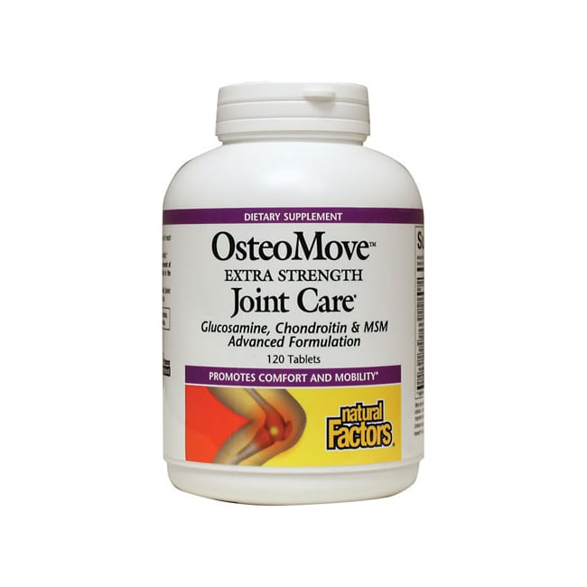 Natural FactorsOsteoMove Extra Strength Joint Care