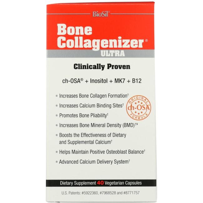 Natural Factors BioSil Bone Collagenizer Matrix