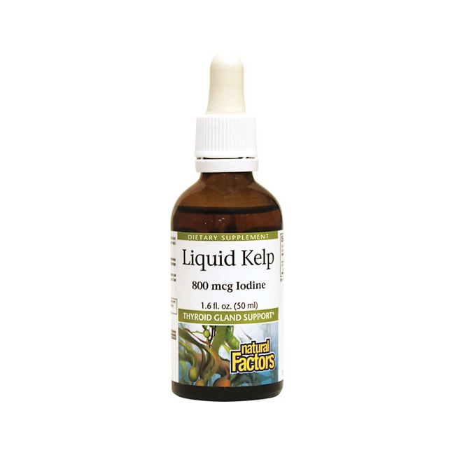 Natural FactorsLiquid Kelp