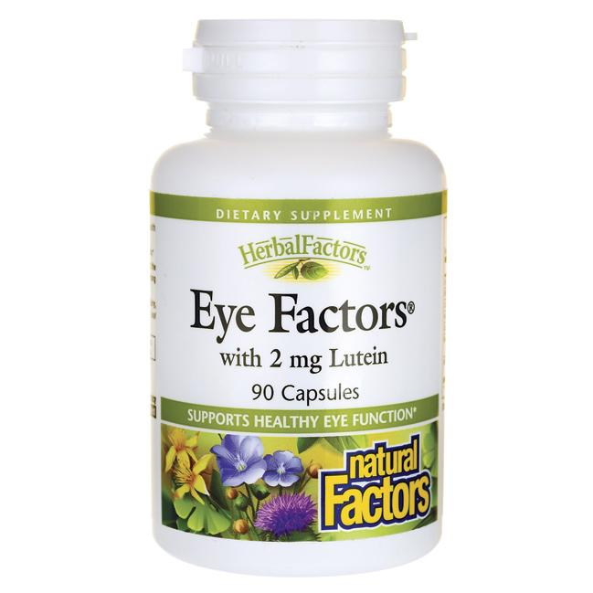Natural FactorsEye Factors with Lutein