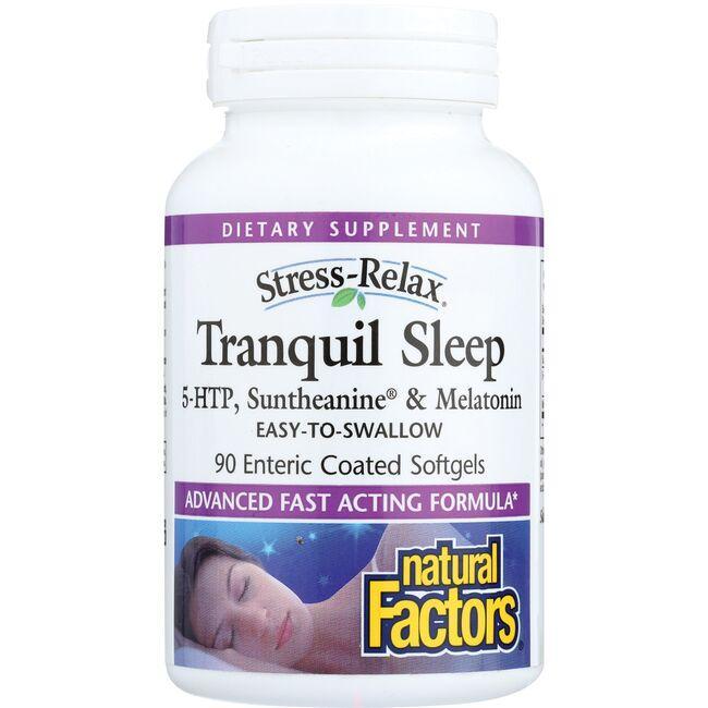 Natural FactorsStress-Relax Tranquil Sleep