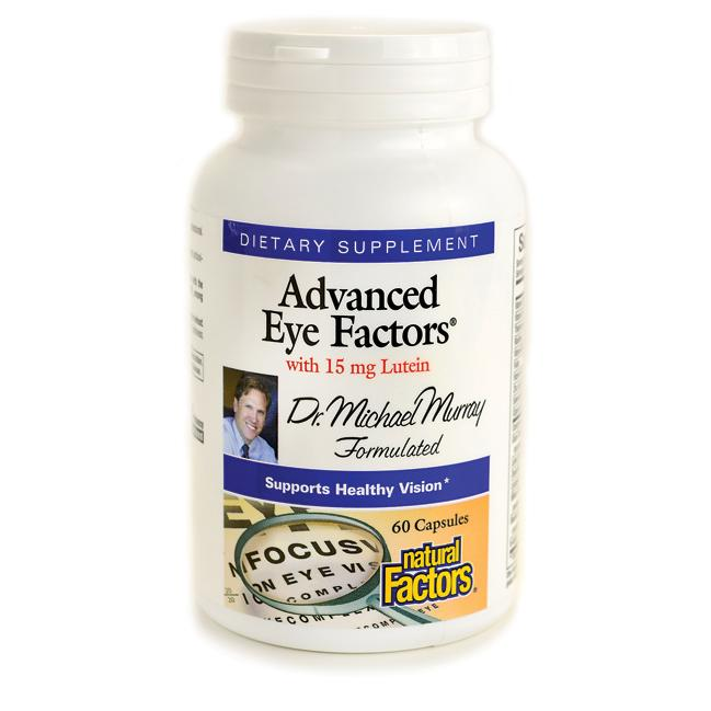 Natural FactorsAdvanced Eye Factors