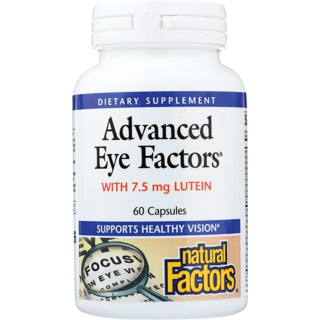 Natural Factors Advanced Eye Factors