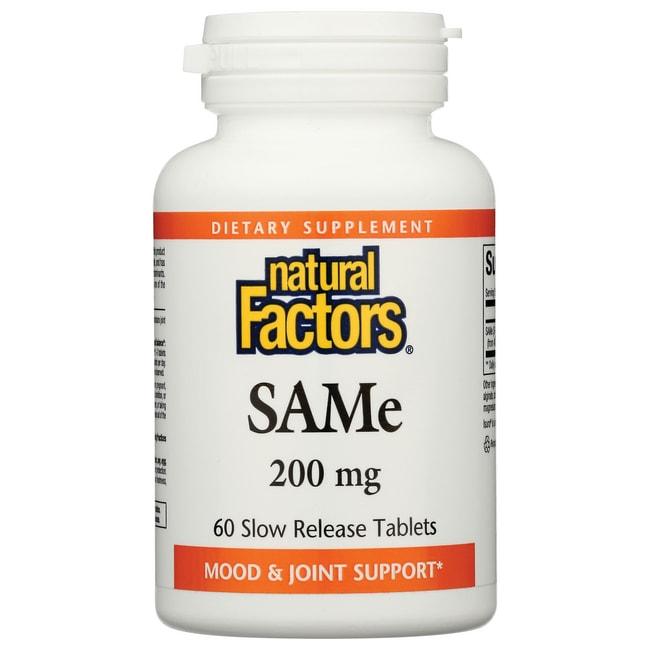 Natural Factors SAMe