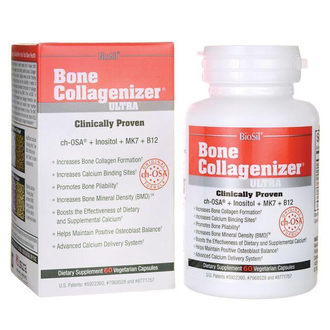 Natural FactorsBioSil Bone Collagenizer Ultra