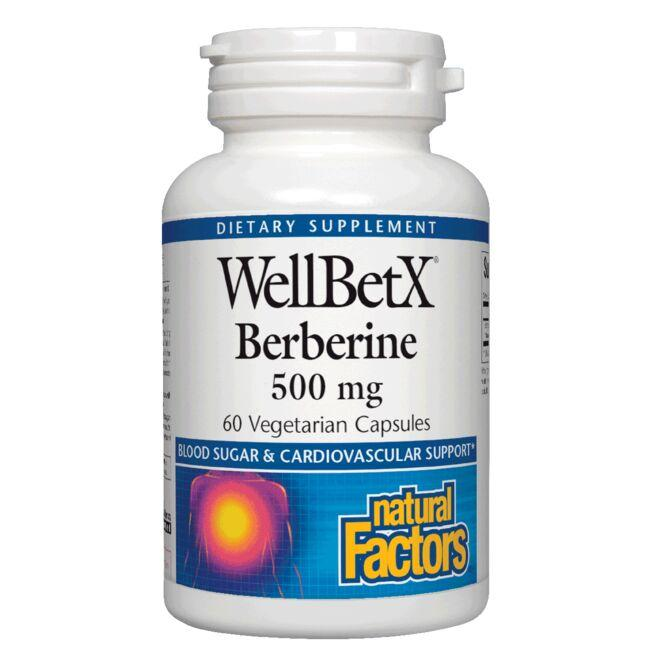 Natural FactorsWellBetX Berberine