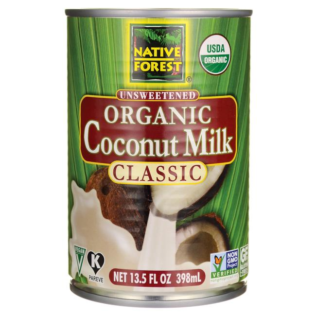 Native ForestUnsweetened Organic Coconut Milk - Classic