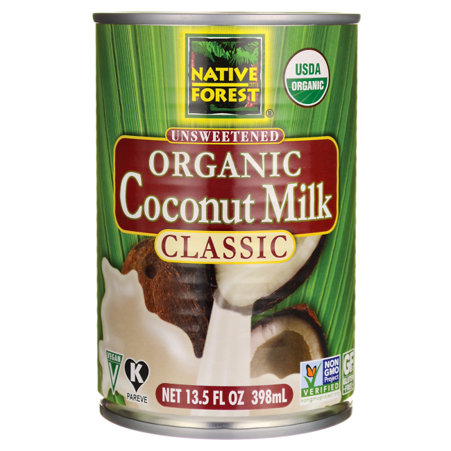 Native Forest Unsweetened Organic Coconut Milk - Classic