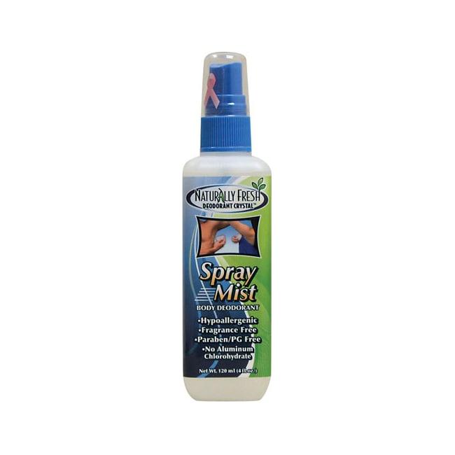 Naturally FreshSpray Mist Body Deodorant