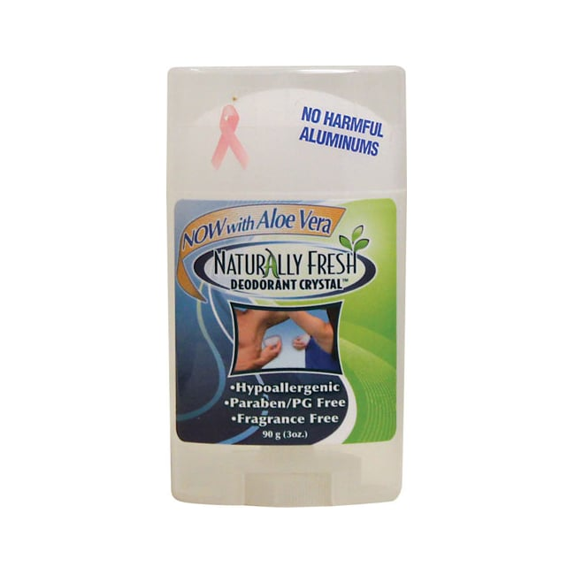 Naturally FreshDeodorant Crystal Wide Stick