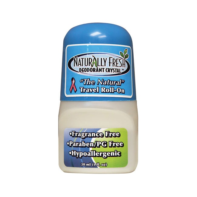 Naturally FreshDeodorant Crystal Roll-On Travel Size