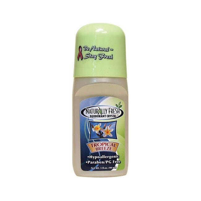 Naturally FreshRoll-On Deodorant Crystal Tropical Breeze