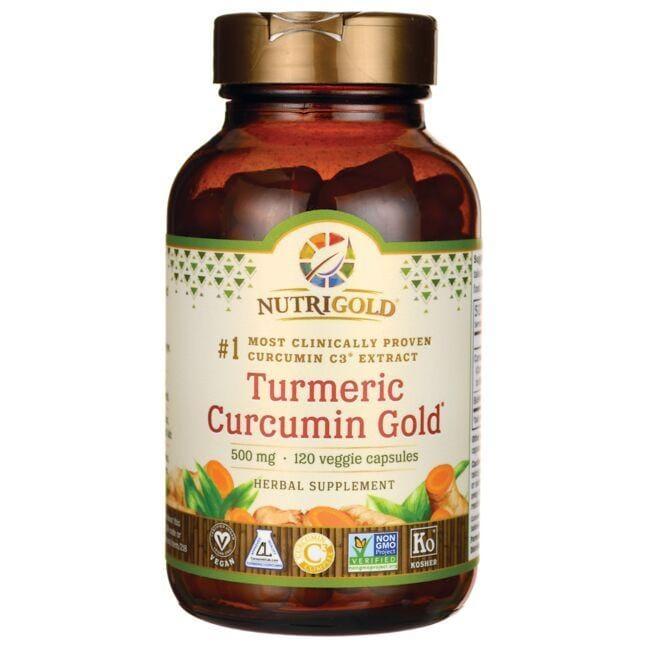 NutriGoldTurmeric Curcumin Gold