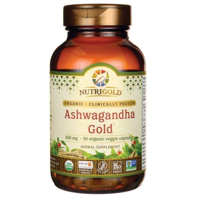 NutriGoldAshwagandha Gold
