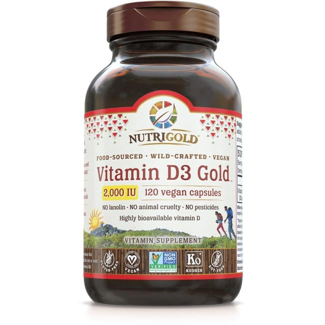 NutriGold Vitamin D3 Gold