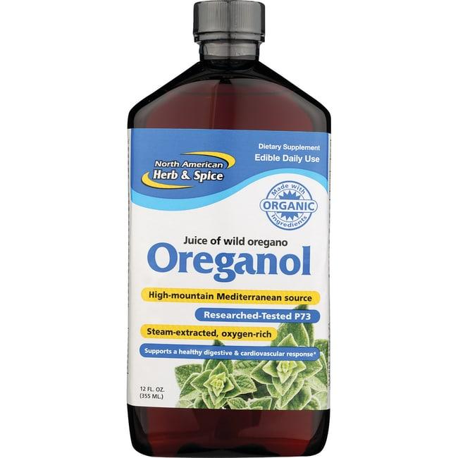 North American Herb & Spice Oreganol P73 Juice