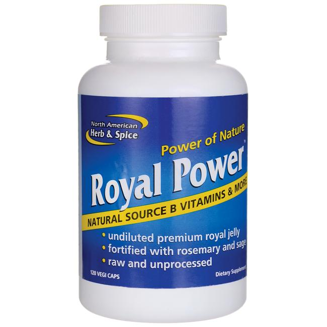 North American Herb & SpiceRoyal Power