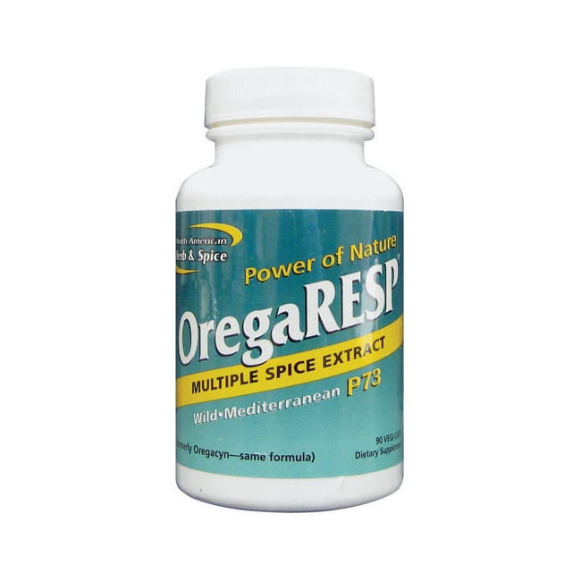 North American Herb & Spice OregaRESP Multiple Spice Exctract