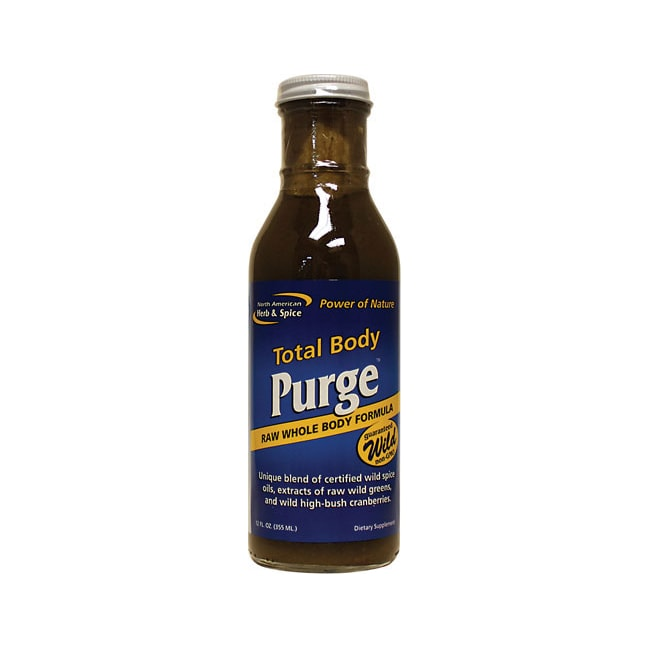 North American Herb & SpiceTotal Body Purge