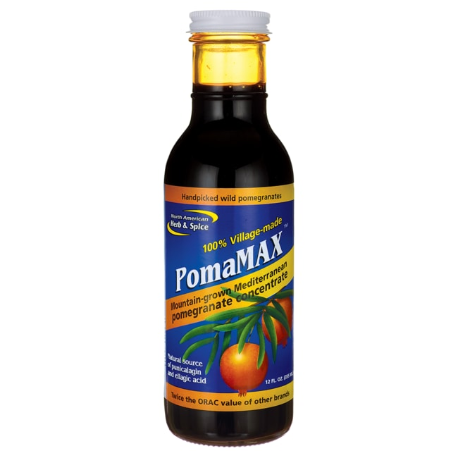 North American Herb & Spice PomaMAX Pomegranate Concentrate