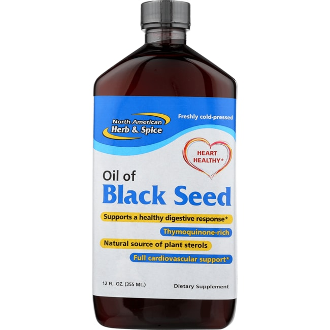 North American Herb & SpiceOil of Black Seed