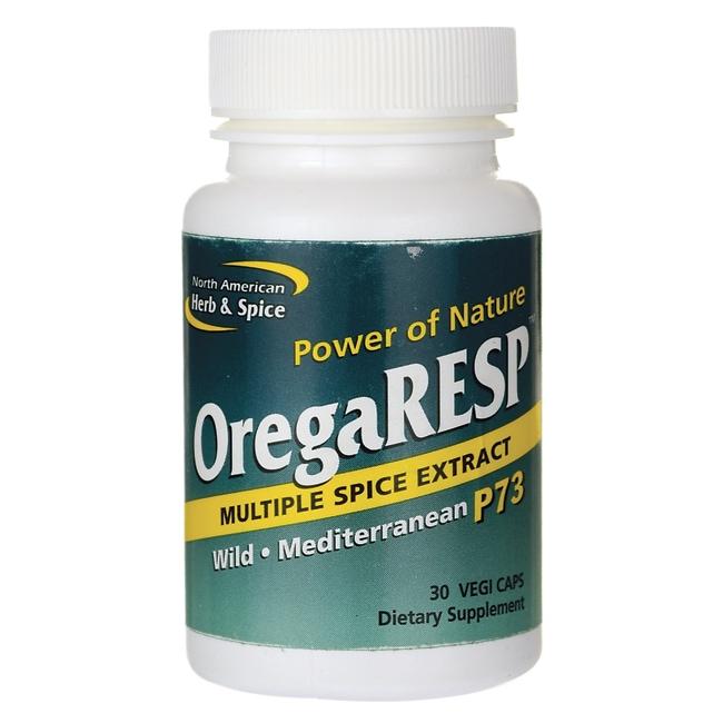 North American Herb & SpiceOregaRESP P73