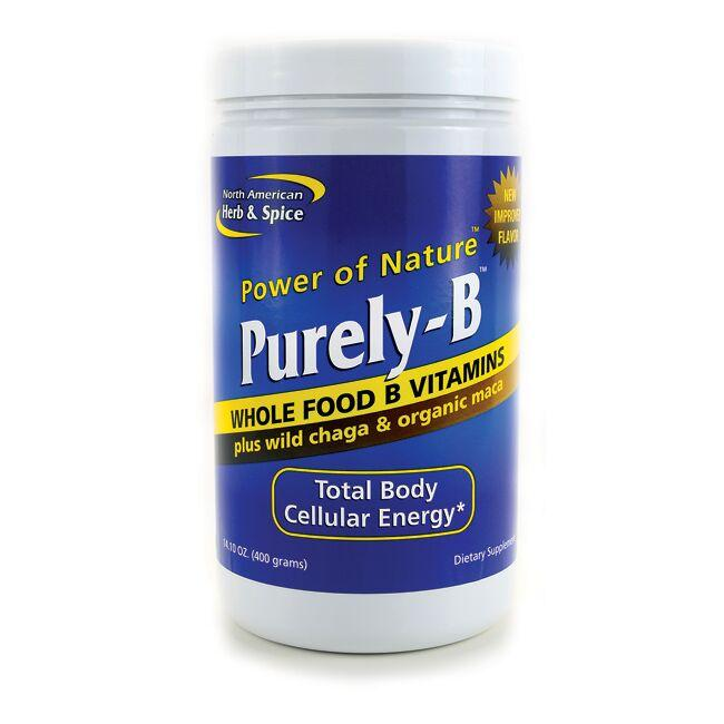 North American Herb & SpicePurely-B