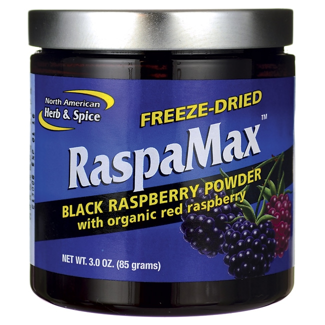 North American Herb & SpiceRaspaMax