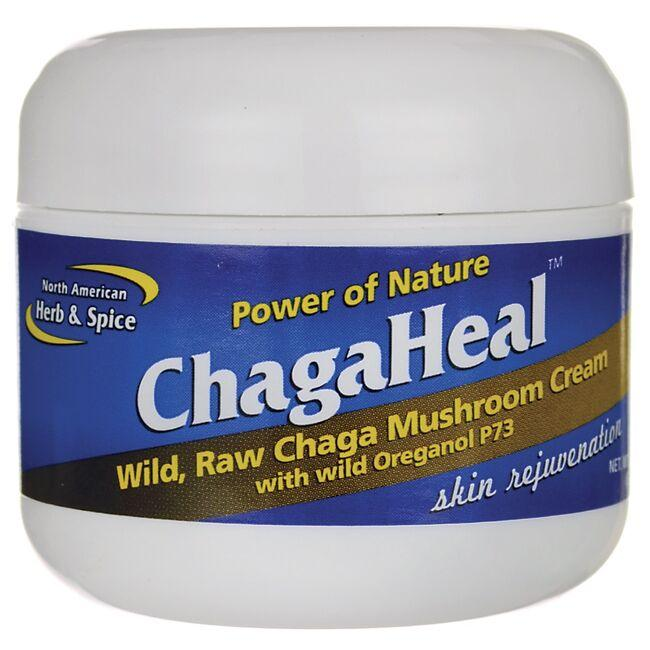 North American Herb & Spice ChagaHeal Skin Rejuvenation