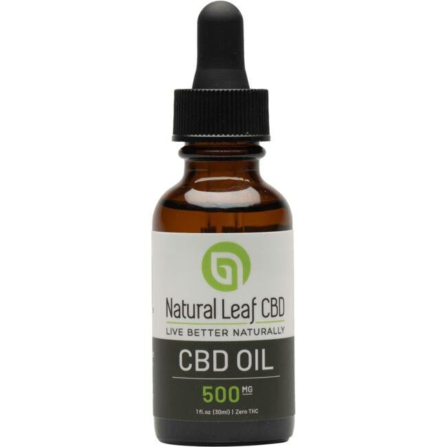 Natural Leaf CBDCBD Oil