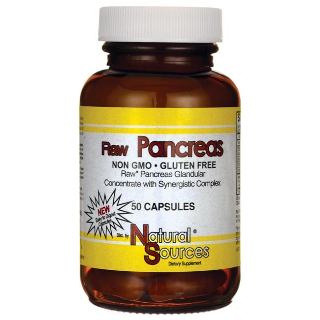 Natural SourcesRaw Pancreas