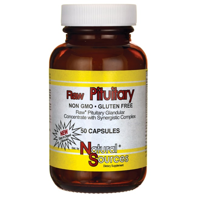 Natural SourcesRaw Pituitary