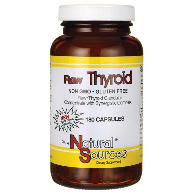 Health Benefits Of Natural Thyroid Glandular