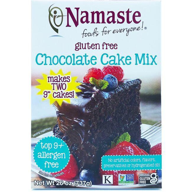 Namaste FoodsChocolate Cake Mix