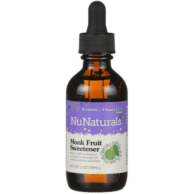 NuNaturals Monk Fruit Sweetener