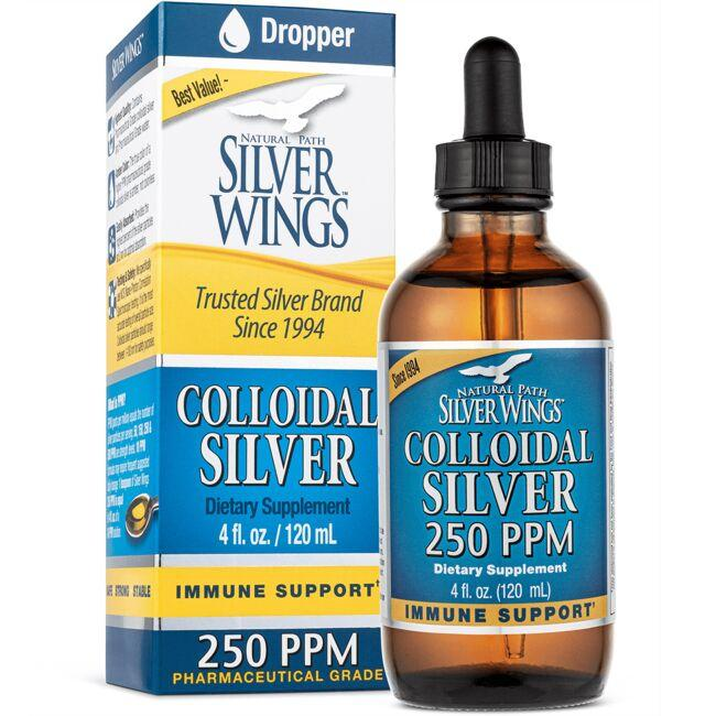 Natural Path Silver Wings Colloidal Silver