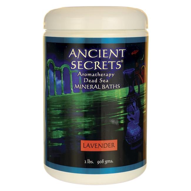 Ancient SecretsDead Sea Mineral Baths Lavender