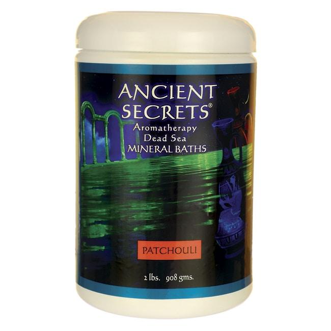 Ancient SecretsDead Sea Mineral Baths Patchouli