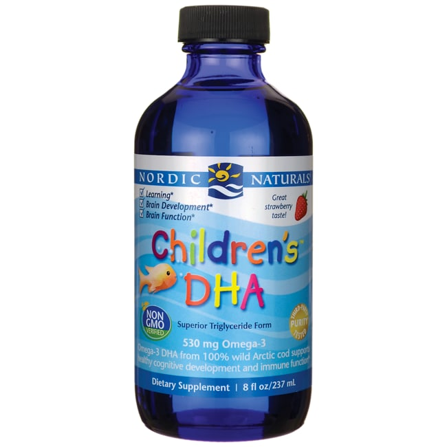 Nordic NaturalsChildren's DHA - Strawberry