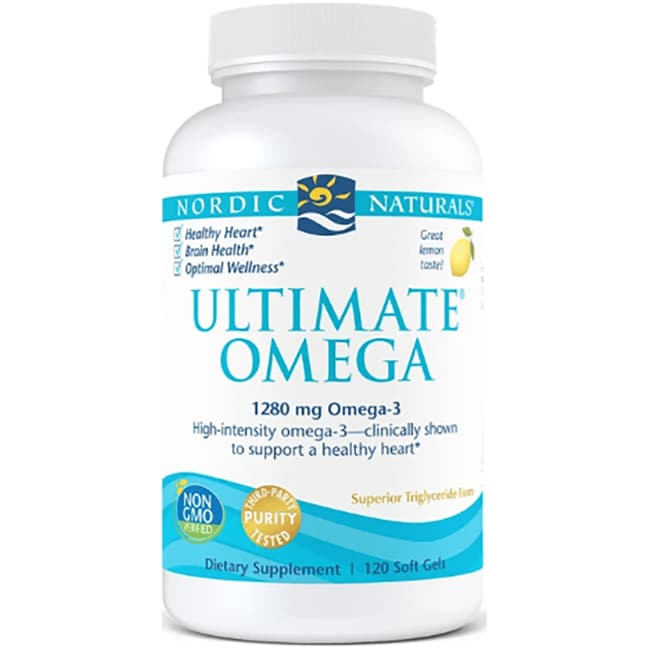 Nordic Naturals Ultimate Omega - Lemon