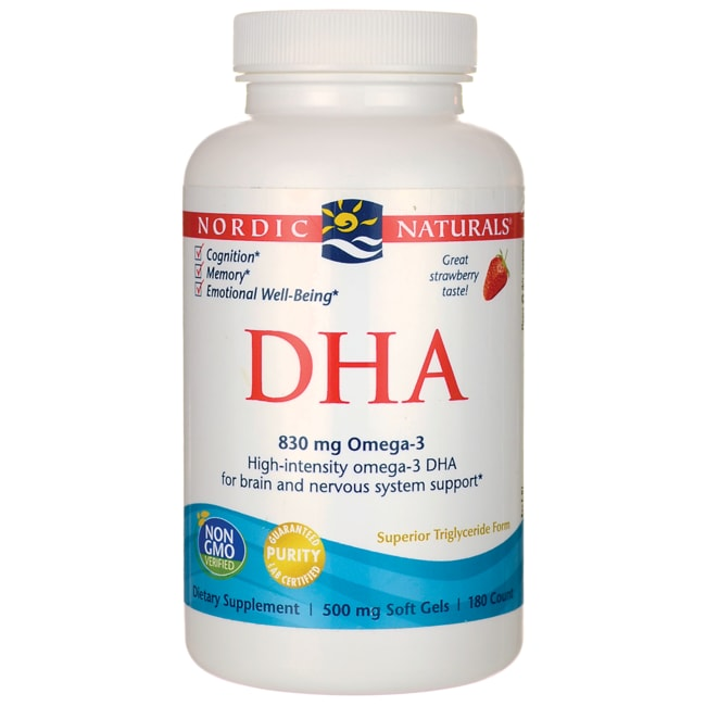 Nordic Naturals Baby S Dha Ebay