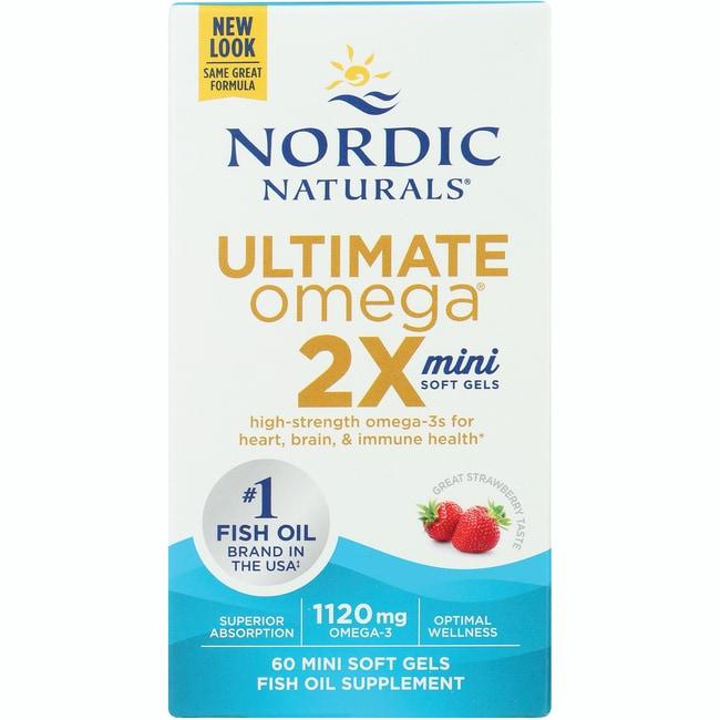 Nordic Naturals Ultimate Omega Mini