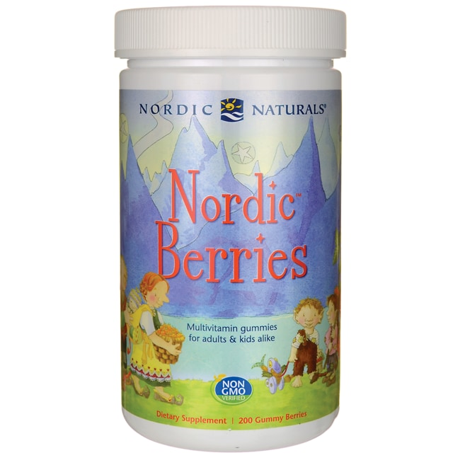 nordic berries multivitamin gummies