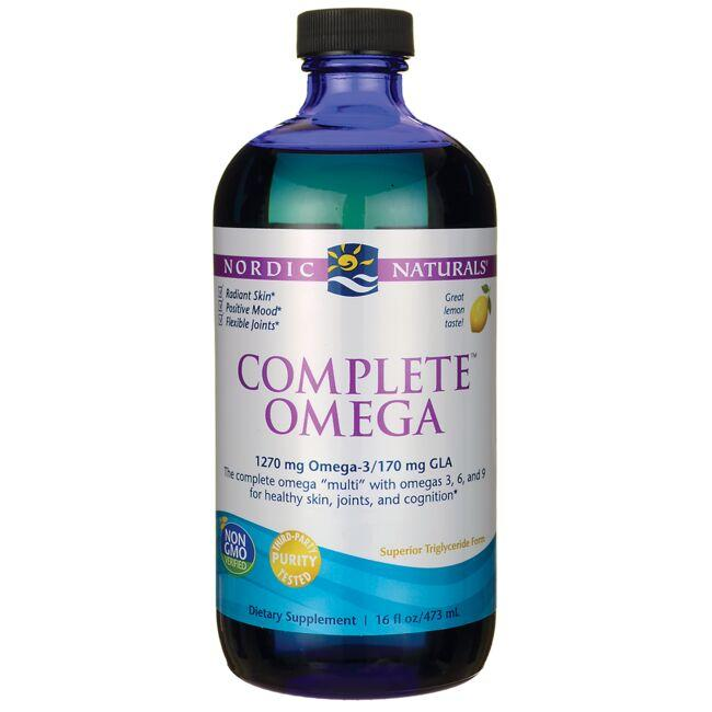 Nordic NaturalsComplete Omega - Lemon