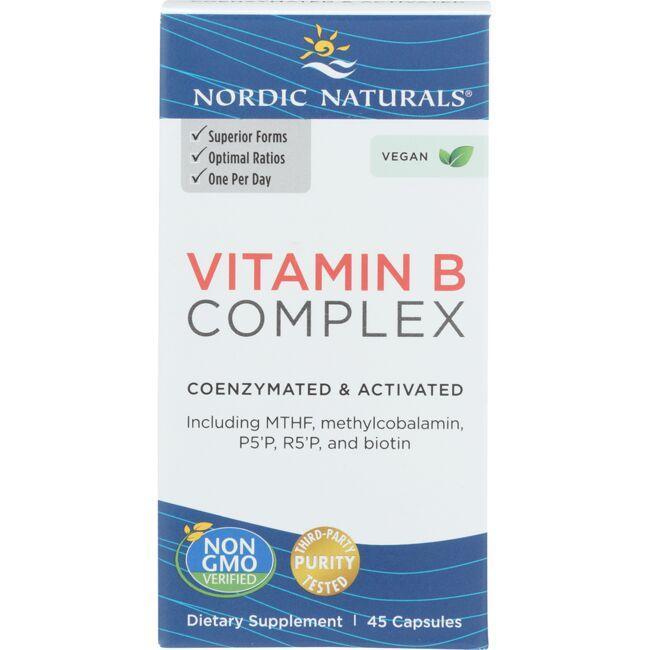 Nordic NaturalsVitamin B Complex